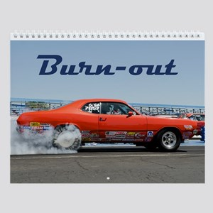 Burn-out Wall Calendar