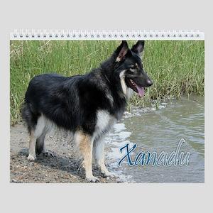 Xanadu Wall Calendar :2012