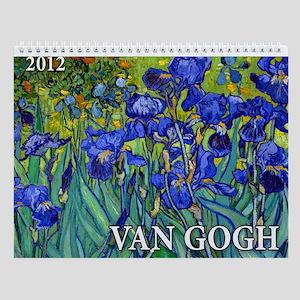 Vincent van Gogh Wall Calendar