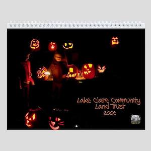 Lake Claire Community Land Trust Wall Calendar