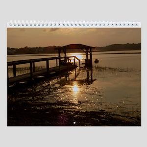 Pawleys Island Wall Calendar (design 11)