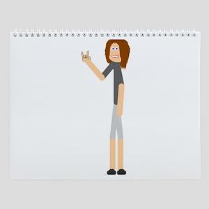 Garrett Wall Calendar