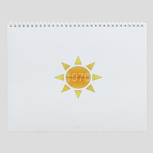 Norman Wailers Wall Calendar