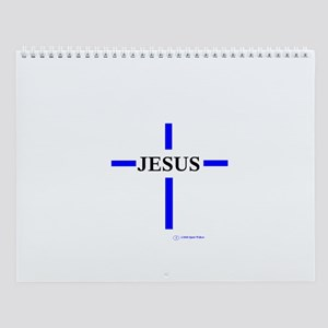 Crossess/Multi Color/Wall Calendar