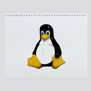 Tux Linuxer Wall Calendar