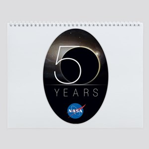 Nasa Logo Wall Calendar