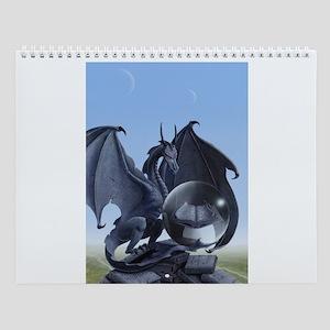 Dragons:  Wall Calendar