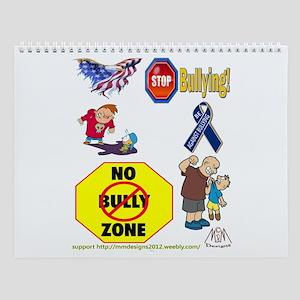 Bullying 32 Wall Calendar