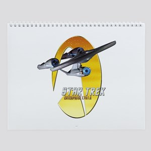 Star Trek Nemesis Enterprise 1701 A Wall Calendar