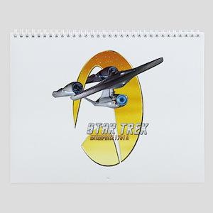 Star Trek Nemesis Enterprise 1701 A Wall Calendar
