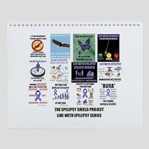 Life With Epilepsy Wall Calendar