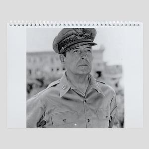 Miitary Leaders Wall Calendar