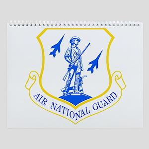 USAF Education & Training Command Wall Calenda