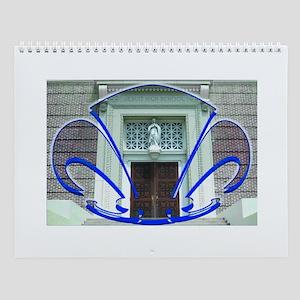 jesuit jays Wall Calendar