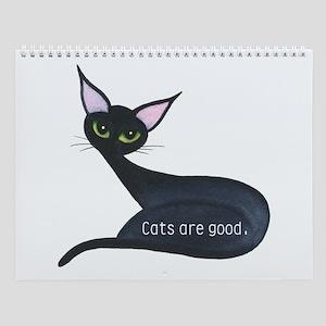 Good Cat Calendar