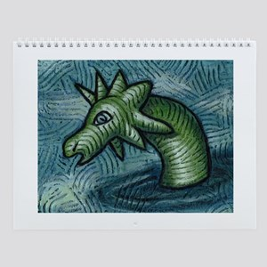 Dragons Wall Calendar