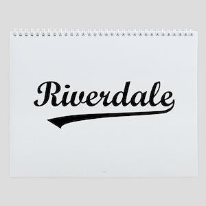 Riverdale Wall Calendar