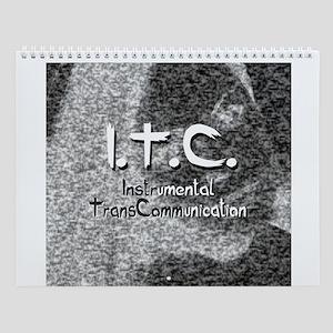 ITC Instrumental Transcommunication Wall Calendar