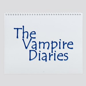 The Vampire Diaries Wall Calendar