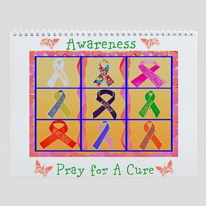 Awareness Wall Calendar