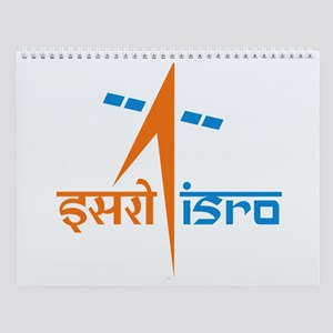 Space Agency Logo Wall Calendar