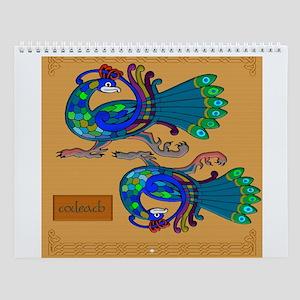 Celtic Animal Seasons Wall Calendar