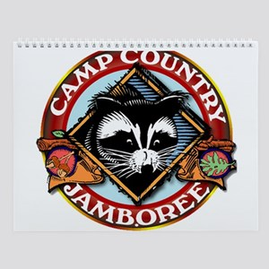 Camp Country Wall Calendar