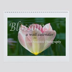 Blossoms Wall Calendar