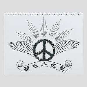 2016 Peace Wings Wall Calendar