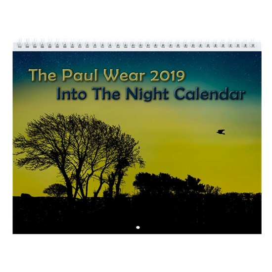 The Paul Wear 2019 Calendar