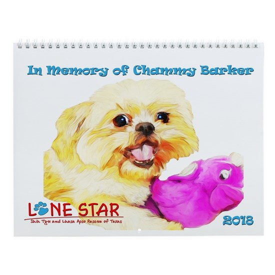 2018 LSSTLAR Calendar