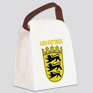 Baden-wurttemberg COA Canvas Lunch Bag