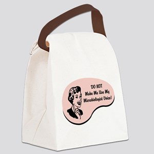 wg275_Microbiologist Canvas Lunch Bag
