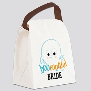 Booeautiful Bride Canvas Lunch Bag