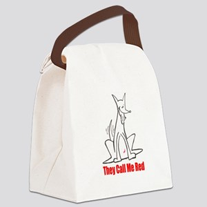 Boner Canvas Lunch Bags - CafePress