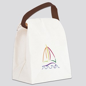 b4e776b4b6ee Water Transport Canvas Lunch Bags - CafePress