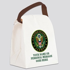 01d1e6c39997 Military Canvas Lunch Bags - CafePress
