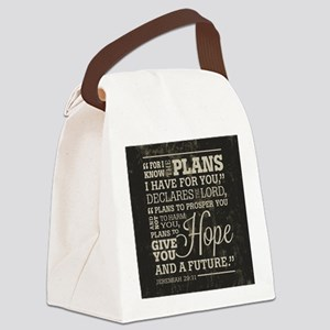 a42c104277 Typing Canvas Lunch Bags - CafePress
