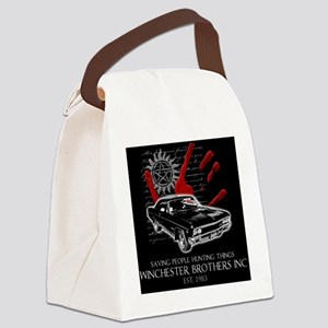 Winchester Bro Inc Pillow Canvas Lunch Bag