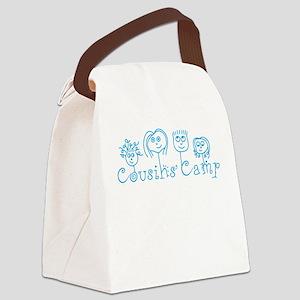 Cousins' Camp Canvas Lunch Bag