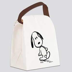 Peanuts Snoopy Canvas Lunch Bag
