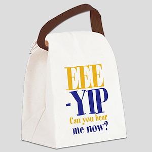 EEE-YIP Canvas Lunch Bag