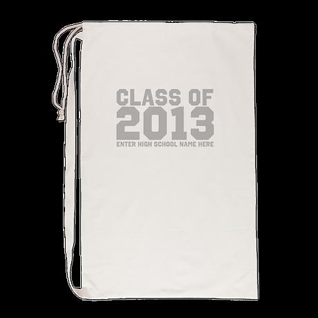2013 Graduation Laundry Bag