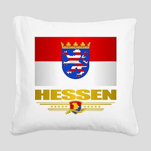 Hessen Square Canvas Pillow