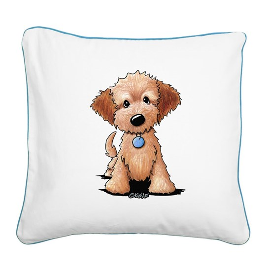 KiniArt Goldendoodle Puppy