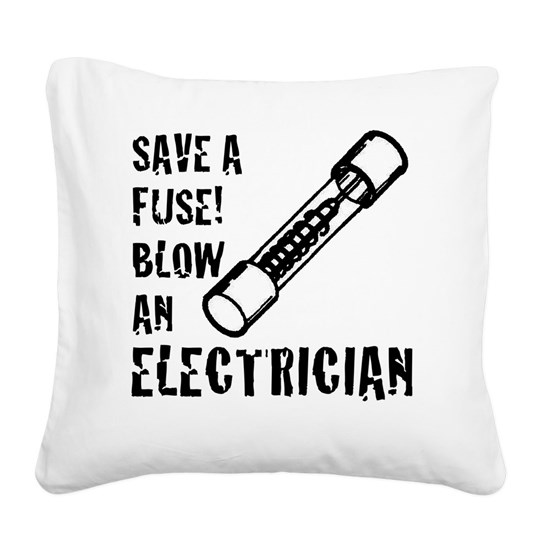 save a fuse blow an electrician funny sparky