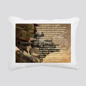 creed2321 Rectangular Canvas Pillow