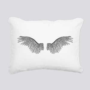 Castiel a Rectangular Canvas Pillow
