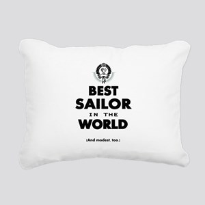 The Best in the World Best Sailor Rectangular Canv