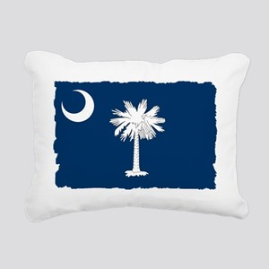 south carolina 2 Rectangular Canvas Pillow